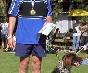 Bayerische Meister im 5000m Geländelauf
